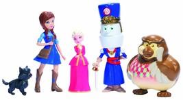 Bandi Legends of Oz Dorothy's Return 5 Pack Figurines #33525 New Sealed - $15.29