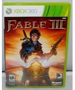 Fable III 3 - Xbox 360 - $4.21