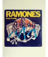 The Ramones road to run album signed - $399.00