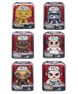 Star Wars MIGHTY MUGGS Action Figures C-3PO CAPTAIN PHASMA CHEWBACCA MAZ... - $13.23+