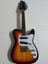 Musoo Brand Mandocaster Electric Mandolin In Vintage Sunburst - $108.89