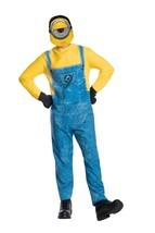 Rubies Mel Minion Despicable Me 3 Gru Movie Adult Mens Halloween Costume... - $58.32