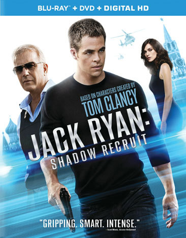 Jack Ryan-Shadow Recruit (2 Disc Combo/Br/DVD/Dc/Uv)