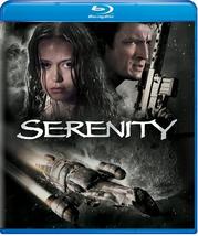 Serenity [Blu-ray + DVD]