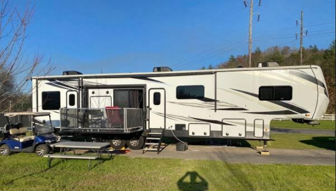 2020 JAYCO SEISMIC 4113 FOR SALE