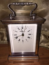 HOWARD MILLER CLOCK MODEL No. 613-130 Made Germany Only One On eBay - $9.49