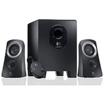 Logitech 980-000382 Z-313 Speaker System - PC Multimedia - 2.1-Channel -... - $75.10