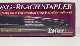 """Paper Pro Long Reach Stapler 12.5"""" With Staples image 7"""