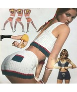 Crochet & Knit Hot Pants Booty Shorts Vintage Patterns - Digital downloa... - $1.99