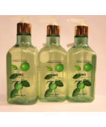 3 Bath & Body Works Purely Clean Lime & Ginger Zest Hand Soap Paraben Free - $20.50