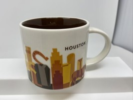 Starbucks Coffee 2013 You Are Here Collection Houston Mug 14 Oz - $21.77