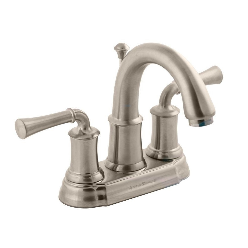 American Standard 7420.201.295 Portsmouth Centerset Bath Faucet, Brushed Nickel - $180.00