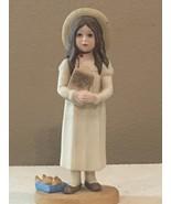 """Jan Hagara """"Michelle"""" Limited Edition 1984-85 Figurine - $25.00"""