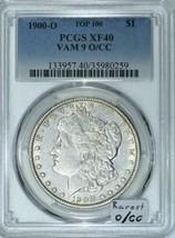 1900-O/CC Morgan Dollar PCGS XF-40; VAM-9, Top-100; Rarest O/CC - $494.99