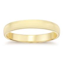 5.3mm14K Yellow Gold Men's Wedding Band - $523.71