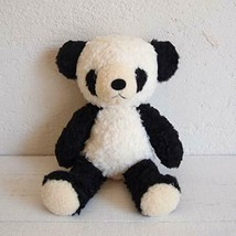 *Fluffy stuffed M panda - $48.13