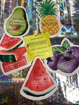 Glow Recipe Lot Of 6 WATERMELON MASK PINK JUICE BOUNCE BANANA PINEAPPLE RETINOL