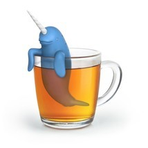 Spiked Tea - Narwhal Tea Infuser - $16.00