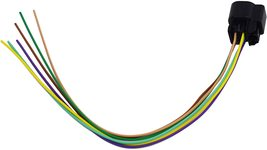 6 Wire Drive By Wire Throttle Body Pigtail 2005 & Up GM LSX LS1 LS2 LS3 L98 L9H