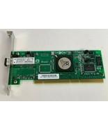 Qlogic FTRJ8519F1KNL-QL Finistar Single Port PCI-X Fiber Chanel Card C01 - $7.43