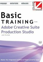 Class on Demand: Basic Training for Adobe Creative Suite Production Studio - $98.79