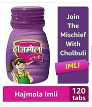 Dabur Hajmola Digestive , Imli - 120 Tablets (Bottle) - $10.22