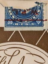 Vintage Fifth Avenue Playing Cards with Woman and Cattails  (Inv. 001) image 3