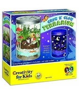 Creativity for Kids Grow N Glow Terrarium - 1137000 - $19.80