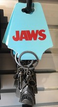 Universal Studios Jaws Metal Keychain New - $29.08