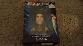 "NATHAN DRAKE TITANS 4.5"" Vinyl Figure Uncharted Arcade Block Exclusive - $9.99"