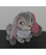 Disney Sofia the First Plush Clover Gray Bunny Rabbit Stuffed Toy - $9.98