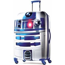 "American Tourister Disney Star Wars R2D2 28"" Spinner Hard Side Suitcase - $104.93"