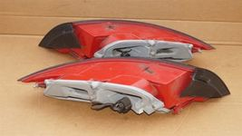 08-11 Audi TT MK2 Coupe Roadster Convertible Taillight Set Smoked L&R image 6