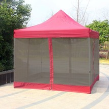 10' x 10' Gazebo Replacement Garden Outdoor Gazebo Canopy Mosquito Netti... - $49.99
