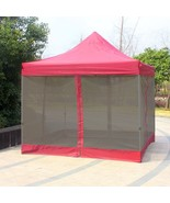 10' x 10' Gazebo Replacement Garden Outdoor Gazebo Canopy Mosquito Netti... - $99.99+