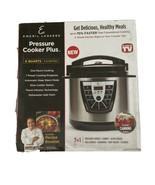 Pressure Cooker Plus, 8 Quart Cooker   Emeril Lagasse  NIB  - $135.44