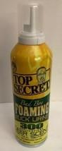 Top Secret Deer Scents Bad Boy Foaming Buck Urine 8.5oz-RARE VINTAGE-SHI... - $8.89