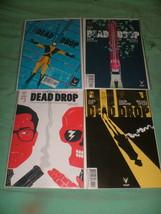 Dead Drop 1-4 Valiant Comics Ales Kot - $4.00
