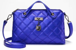 Women Handbags Sheepskin Medium Purse,Leather Messenger Bags Shoulder Bags 421-5 - $39.99