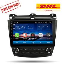 Android 8.0 - 10.1 Inch Car Radio GPS Navigation for Honda Accord 7 2003... - $316.79