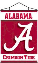 "Alabama Crimson Tide 40""x28"" Indoor Banner Scroll - $31.95"