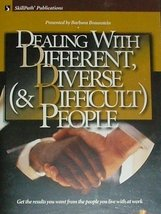 Dealing with Different, Diverse (& Difficult) People [Audio CD] Braunste... - $15.72