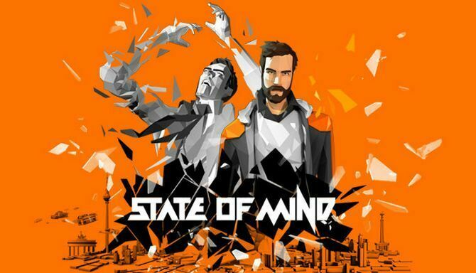 Primary image for State Of Mind PC Steam Key NEW Download Game Fast Region Free