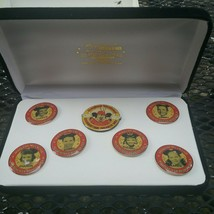 Disney Mickey Mouse Club Mouseketeer MMK Pin Set Reunion Chicago 2004 - $49.49