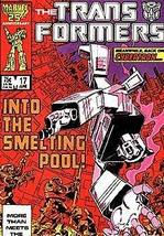 Transformers, The, Edition# 17 [Comic] [Jan 01, 1986] Marvel - $5.87