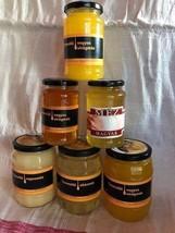 Acacia, rapeseed, cherry blossom, linden, sunflower, multiflower honey pack - $67.00