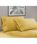 Super Soft Luxurious Bassano 1800 Series Deep Pocket Sheet Set - $18.80+