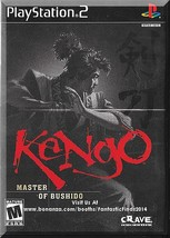 PS2 - Kengo: Master Of Bushido (2001) *Complete With Case & Instruction ... - $8.50