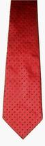 """Tommy Hilfiger Men's Silk Neck Tie Red Blue Polka Dot 57"""" NWOT - $11.87"""