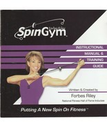 SpinGym by Forbes Riley ~ Manual, DVD & Poster - $9.90
